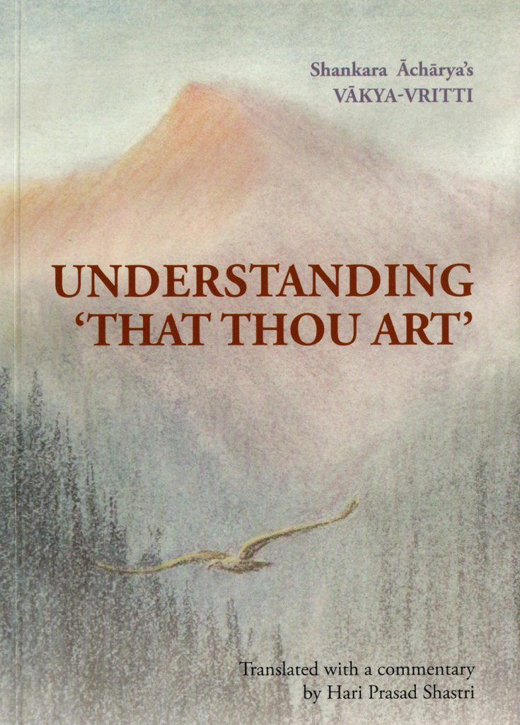 Cover of Understanding That Thou Art