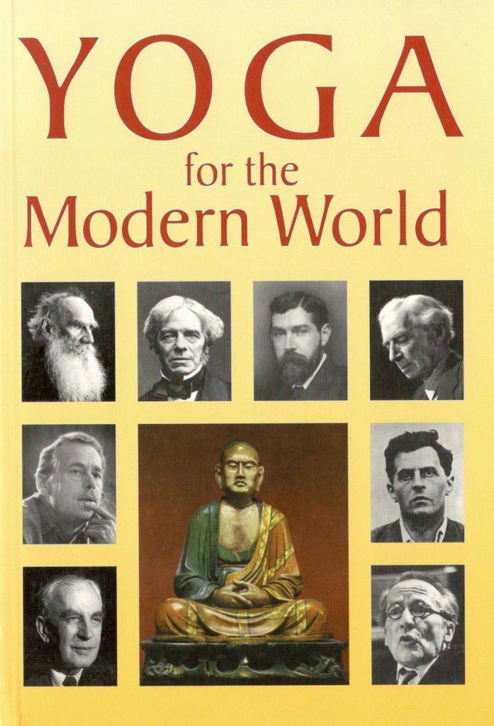 Cover of book Yoga for the Modern World