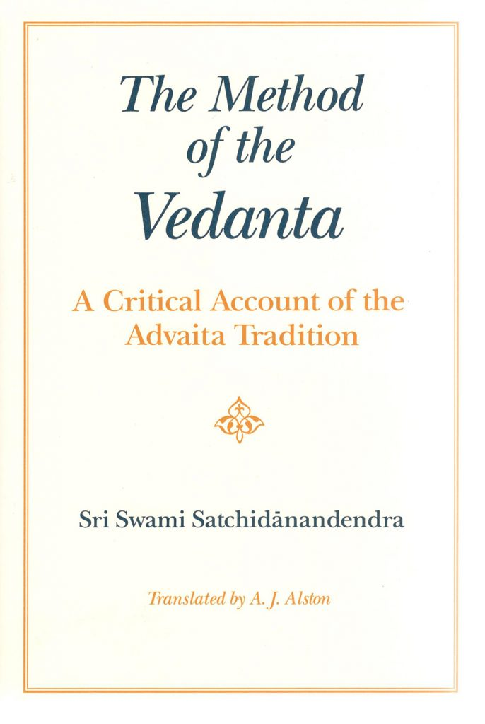 Cover of Method of the Vedanta