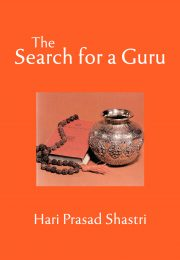 Cover of Search for a Guru
