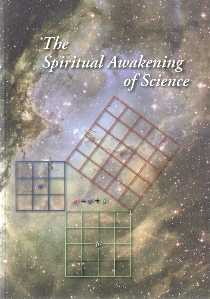 Cover of Spiritual Awakening of Science