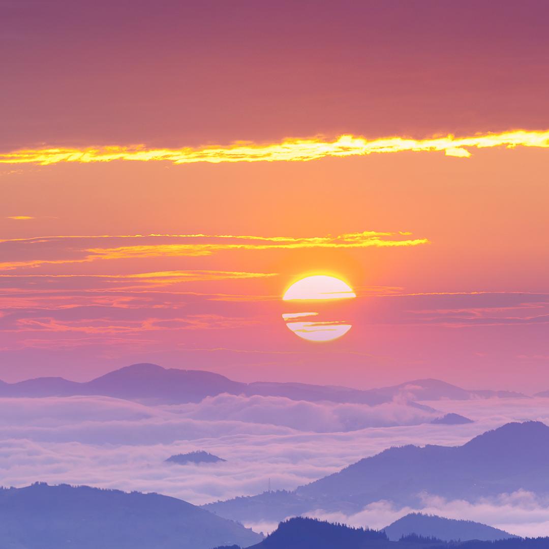 Sunset image